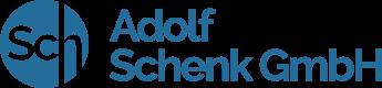 Das Logo der Adolf Schenk GmbH