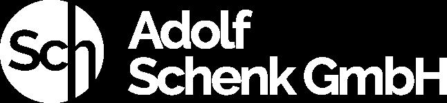 Logo der Adolf Schenk GmbH in Hinterweidenthal.